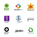 modern brand designs - set 2