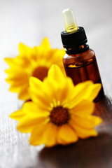 flower essential oil
