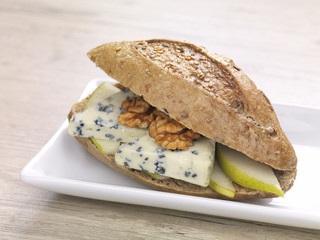 blue cheese sandwich
