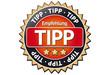 Tipp Auszeichnung Plakette / Button