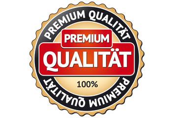 Premium Qualität Qualitätssiegel