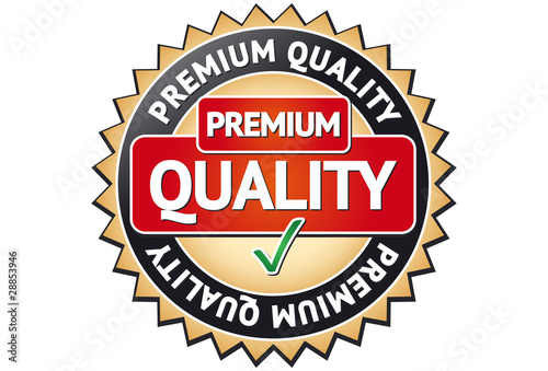 Premium Quality Label