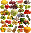 The most tasty fruit and vegetables