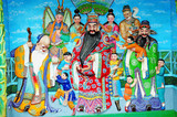 Fu Lu Shou, The Gods Of Blessings,Prosperity and Longevity poster