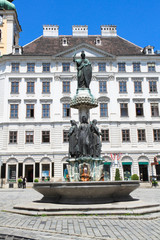 Monument of Kaiser Ferdinands