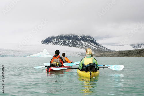 kayaking in norway - 28865142