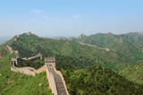 Great Wall of China at Simatai poster