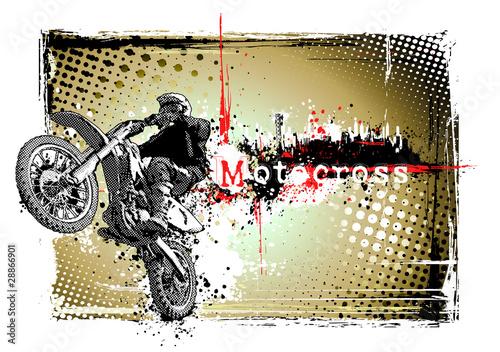 motocross frame