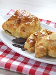 variety of croissants