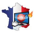 vente eCommerce, en ligne en France