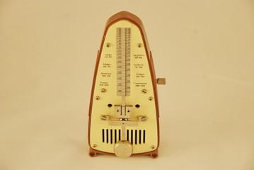 il mio vecchio metronomo