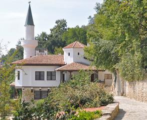 Balchik Palace and Botanical garden of Queen Marie, Bulgaria