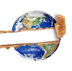il pianeta strappato