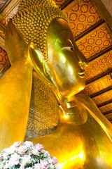 Head of Buddha, Wat Pho, Bangkok