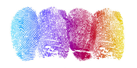 Colorful Fingerprints