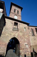 Porte d'entrée de Saint Jean Pied de Port