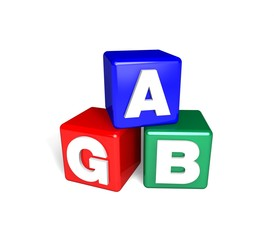AGB 3d Cubes