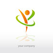 logo entreprise, sport
