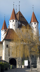 Castello di Thun, Svizzera