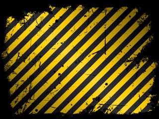 Grunge construction background