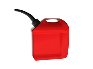 fuel canister glosy