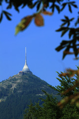 Czech Republic - Liberec - transmitter Jested