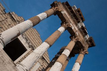 Tempio capitolino a Brescia