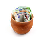 Vaso della ricchezza - Vase of wealth poster