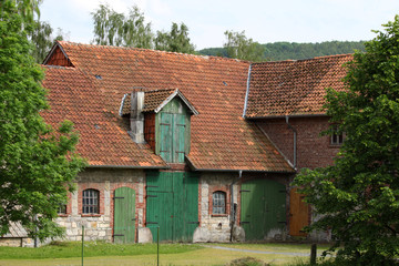 alter Bauernhof