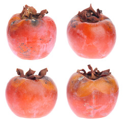 Rotten persimmons