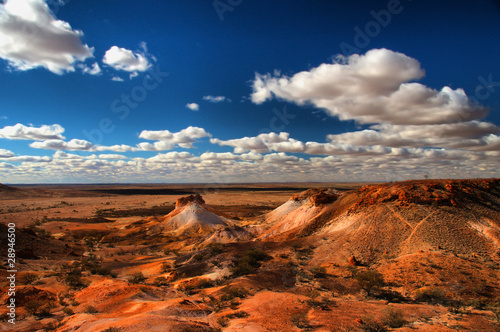 The Breakaways, South Australia, Australia.