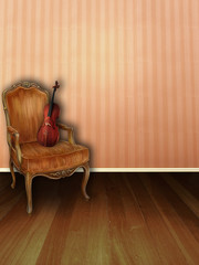 The Peach Music Room