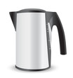Electric kettle vector illusrtation.
