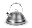 Kettle vector illustration.