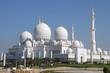 Große Moschee in Abu Dhabi