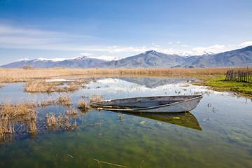 Small Prespa Lake, Greece