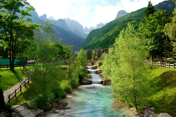 Molveno - Dolomites Italy