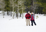 Active Retired Couple poster