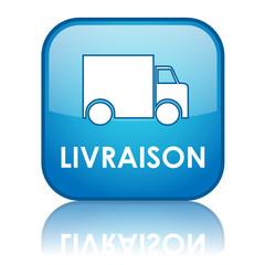 Bouton LIVRAISON (service à domicile express gratuite transport)