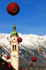 Innsbruck invernale a Natale 2011