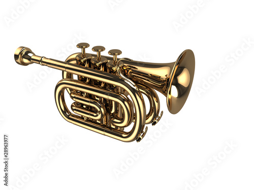 Trompete Pocket