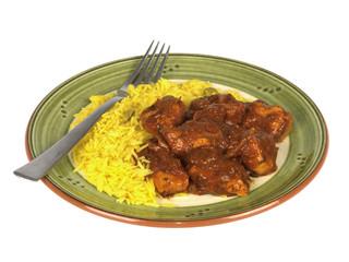 Chicken Bhuna Curry