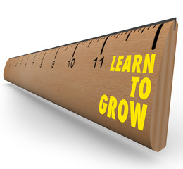 Ruler - Learn to Grow