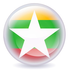 Burma Crystal Ball Icon