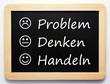 Problem/Denken/Handeln - Performance Konzept