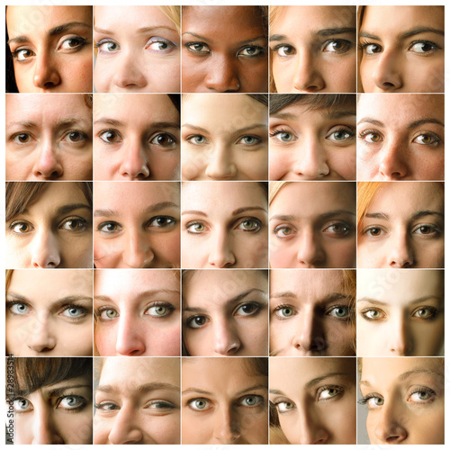 eyes of girls
