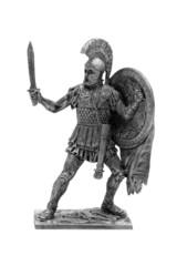Roman toy soldier