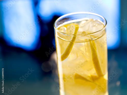 lemonade- highball style