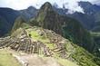 Machu Picchu Inca city, Peru.