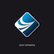 logo entreprise, finance, gestion